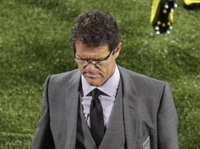 Капелло розглядає можливість заміни Гріна в наступних матчах ЧС-2010