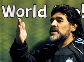 Марадона раскритиковал Пеле