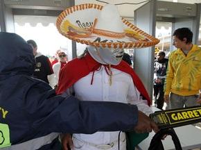 Стал известен состав сборной Мексики на матч-открытие ЧМ-2010
