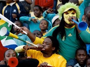 Гравець збірної Португалії поскаржився на звук вувузелів