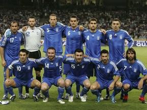 Игроков сборной Греции ограбили в отеле в ЮАР