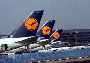 Lufthansa требует от ЕС компенсировать потери из-за извержения вулкана