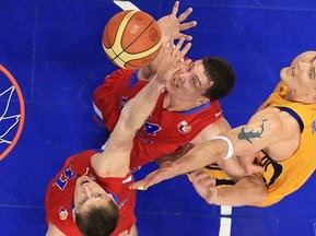 ЦСКА восьмой раз подряд стал Чемпионом России по баскетболу