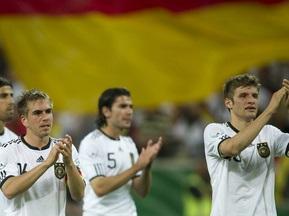 Сборные Германии и Ганы прибыли в ЮАР