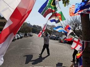 На английского журналиста в ЮАР напал дикий кабан