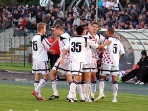 Севастополь и Волынь гарантировали себе место в Премьер-лиге