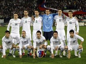 ЧМ-2010: Словения огласила список 23-х
