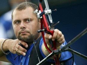 Украинский лучник стал бронзовым призером Чемпионата Европы