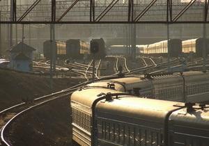 Украинские поезда начинают ездить по новому графику