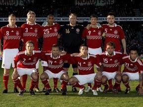 Ольсен огласил окончательный состав сборной Дании на ЧМ-2010