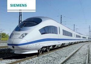 Россия закупит электровозов Siemens на два миллиарда евро