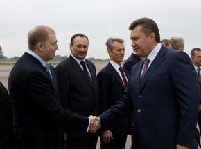Янукович хочет провести Зимнюю Олимпиаду-2022 в Карпатах