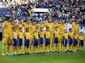 Матч Україна-Румунія покаже ICTV