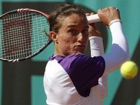 Roland Garros. Долгополов побеждает в паре