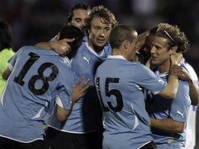 Уругвай обыграл Израиль
