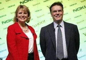Nokia и Yahoo! будут сотрудничать в области онлайновых сервисов