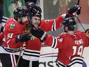 Чикаго сыграет в финале Stanley Cup
