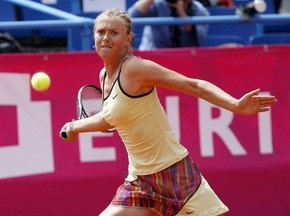 Страсбург WTA: Шарапова проходит в полуфинал
