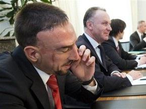 Bild: Рибери продлил контракт с Баварией