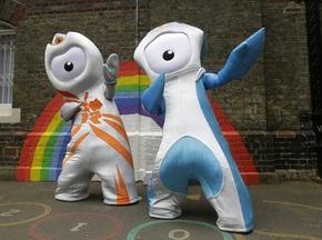 Одноокі чудовиська стали талісманами Олімпіади-2012