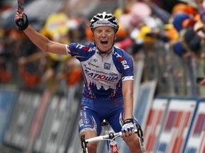 Петров выиграл 11-й этап Giro d'Italia