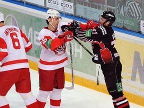 Будивельник будет играть в дивизионе Тарасова КХЛ