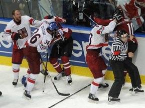 ЧМ по хоккею: Немцы - в четвертьфинале, канадцы уступили чехам