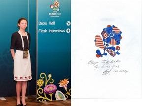 Униформа Евро-2012 будет с украинским колоритом