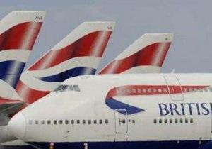 Лондонский суд запретил забастовку бортпроводников British Airways