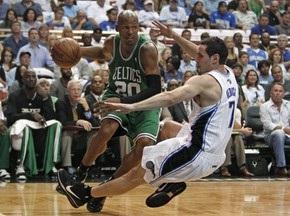 NBA Playoffs-2010. Бостон побеждает во Флориде