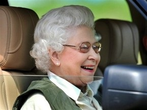Королева Елизавета II планирует посетить Wimbledon-2010