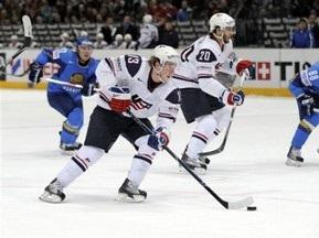 ЧМ по хоккею: США разгромили казахов, Италия уступила Франции