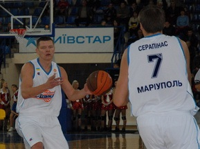 Азовмаш став другим фіналістом Суперліги