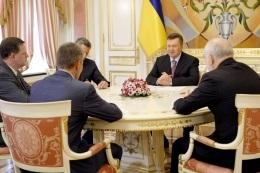 Янукович встретился с руководством ТНК-ВР. Компания инвестирует в Украину сотни миллионов
