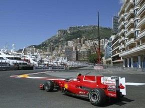 Гран-при Монако: Алонсо выиграл первую практику