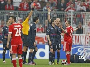 Бавария обвиняет УЕФА в помощи Интеру