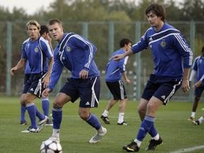 Динамо проведе міжсезонний збір в Альпах та Москві