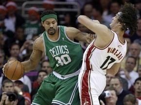 NBA Playoffs-2010. Бостон преподал урок Кливленду