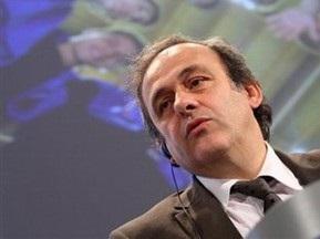 Платіні не відкидає проведення Євро-2012 у Німеччині