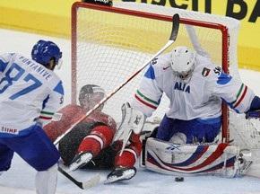 ЧМ по хоккею: Швейцария одержала вторую победу, Дания обыграла США