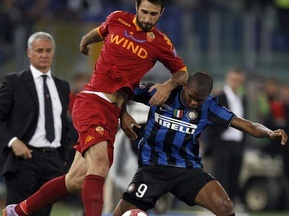 Серия А: Интер и Рома определят чемпиона Италии в последнем туре
