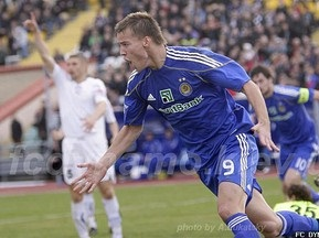 Динамо выставит молодежь на матч с Металлургом