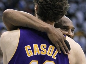 NBA Playoffs-2010. Суперпобеда Лейкерс в краю мормонов