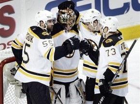 Stanley Cup: Бостон в шаге от финала конференции