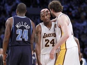 NBA Playoffs-2010. Коби приносит победу Лейкерс