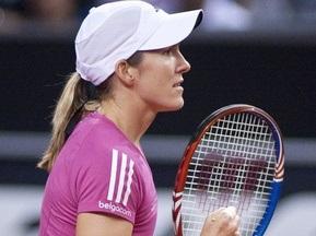 Штуттгарт WTA: Енен завоювала 42-й титул у кар єрі