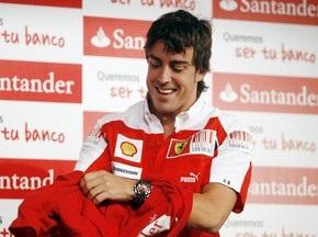 Алонсо: Ferrari - это страсть, философия, образ жизни