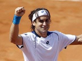 Феррер стал первым финалистом римского Мастерса