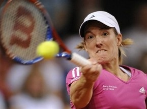 Штутгарт WTA: Енен у чвертьфіналі зіграє з Янкович