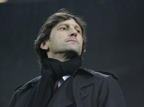 Берлускони подтвердил, что Леонардо покинет Милан
